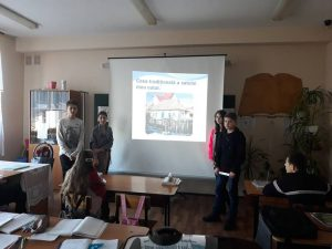 Proiecte educaționale în cadrul orelor de limba și literatura română
